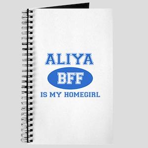Aliya BFF designs Journal