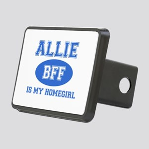 Allie BFF designs Rectangular Hitch Cover