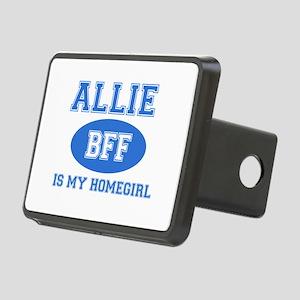 Allie BFF designs Rectangular Hitch Cover