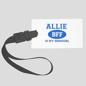 Allie BFF designs Large Luggage Tag