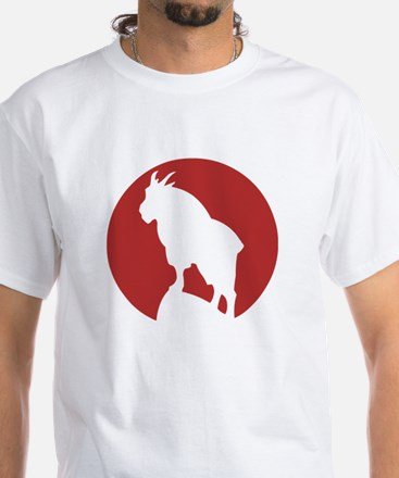 Great Northern Red White T-Shirt