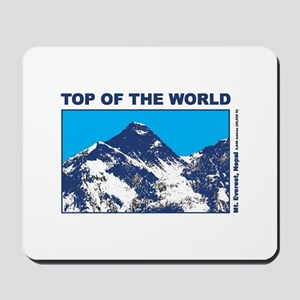 Mount Everest Printed Mousepad