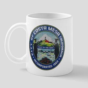 Costa Mesa - City of the Arts Mug