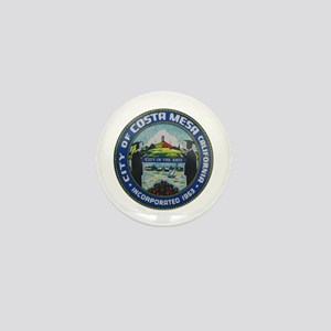 Costa Mesa - City of the Arts Mini Button