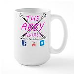 TheAbbyTwirls Logo Mug