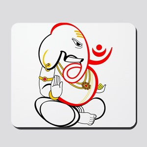 Beautiful Ganesh Mousepad