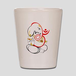 Beautiful Ganesh Shot Glass