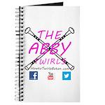 TheAbbyTwirls Logo Practice Journal