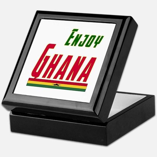 Ghana Designs Keepsake Box