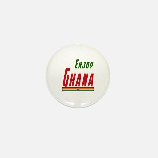 Ghana Designs Mini Button