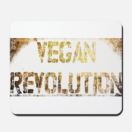 Vegan Revolution Mousepad