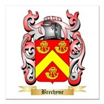 Brechyne Square Car Magnet 3