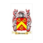 Brechyne Sticker (Rectangle 50 pk)