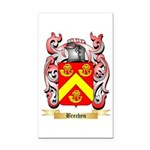 Brechyn Rectangle Car Magnet