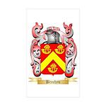 Brechyn Sticker (Rectangle 50 pk)