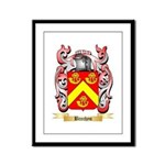 Brechyn Framed Panel Print