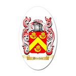 Brechin 35x21 Oval Wall Decal