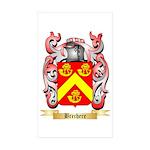 Brechere Sticker (Rectangle 50 pk)