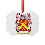 Brechere Picture Ornament