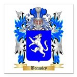 Breasley Square Car Magnet 3