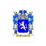 Breasley Sticker (Rectangle 50 pk)