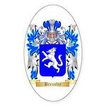 Breasley Sticker (Oval 10 pk)
