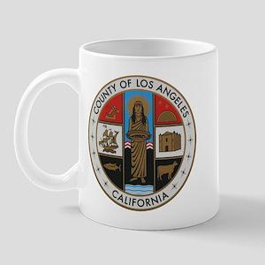 LA County Seal New Style Mug