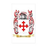 Brearley Sticker (Rectangle 10 pk)