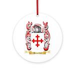 Brearley Ornament (Round)