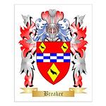 Breaker Small Poster