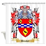 Breaker Shower Curtain