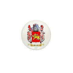 Brazill Mini Button (10 pack)