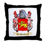 Brazill Throw Pillow