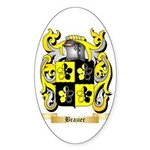 Brazier Sticker (Oval 50 pk)