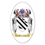 Brayshay Sticker (Oval 50 pk)