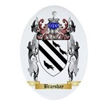 Brayshay Ornament (Oval)