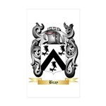 Bray Sticker (Rectangle 50 pk)