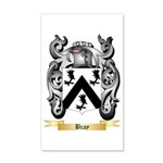 Bray 35x21 Wall Decal