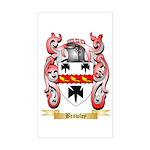 Brawley Sticker (Rectangle)