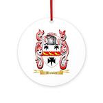 Brawley Ornament (Round)