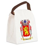 Bravo Canvas Lunch Bag