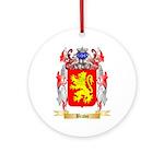 Bravo Ornament (Round)