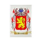 Bravetti Rectangle Magnet (10 pack)