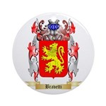 Bravetti Ornament (Round)