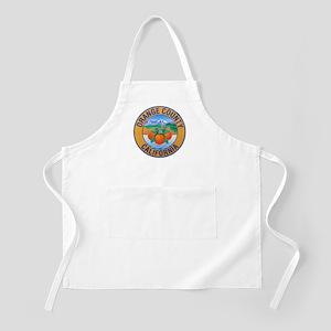 Orange County California BBQ Apron