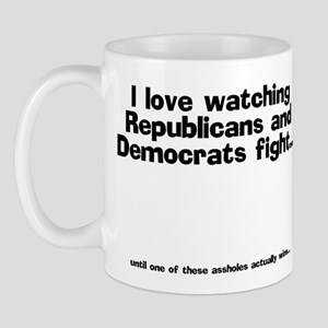 Republicans and Democrats Mug