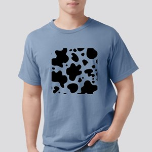 Cow Mens Comfort Colors Shirt
