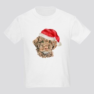 Christmas Lagotto Romagnolo Kids T-Shirt