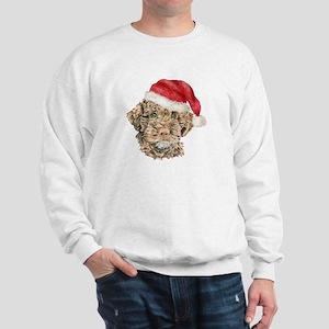 Christmas Lagotto Romagnolo Sweatshirt