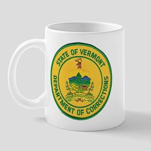 Vermont Prison Mug